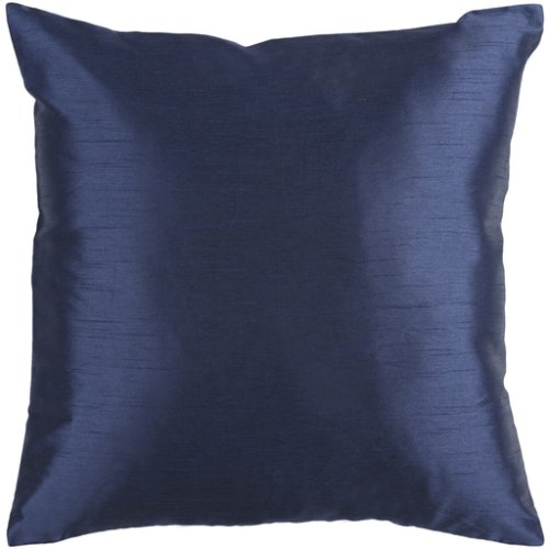 "Solid Luxe HH-032 22"" x 22"" Pillow Shell with Polyester Insert"