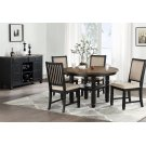 Prairie Point 6 Drwr Rect Dining Table Product Image