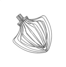 11-Wire Whip Stand Mixer Attachment - Stainless Steel