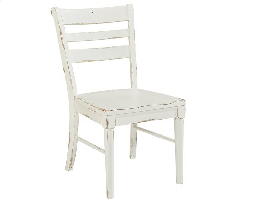 Jo's White* Kempton Side Chair