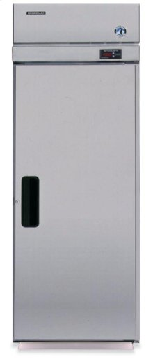 Refrigerator, Roll-In Upright, Full Stainless Door