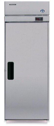 Refrigerator, Roll-In Upright, Full Stainless Door