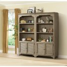 Myra - Bunching Bookcase - Natural Finish Product Image