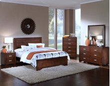 Urbandale 6/0 WK Bed - Dresser