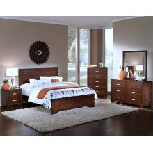 Urbandale 6/0 WK Bed - Nightstand