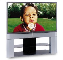 """62"""" Diagonal 16:9 Integrated 1080p HD DLP™ Projection TV with DUAL HDMI™"""