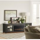 """Tybee 86"""" Fireplace Console Product Image"""