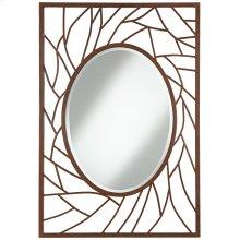 Oval Embrace - Bronze