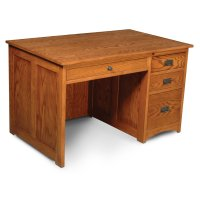 "Prairie Mission Desk, 50"" Product Image"