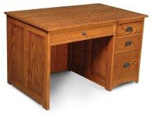 """Prairie Mission Desk, 50"""""""