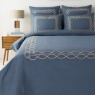 "Afia AFI-2001 92"" x 88"" Full/Queen Duvet Product Image"