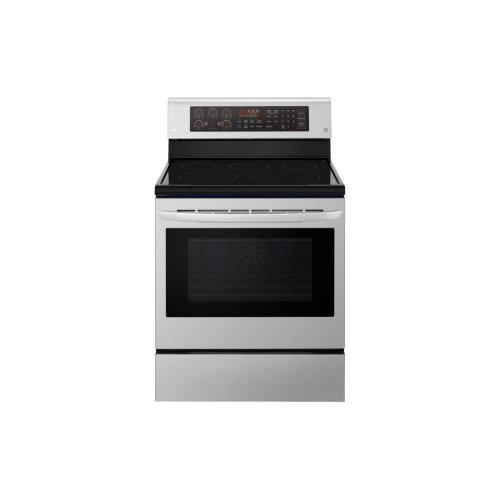 6.3 cu. ft. Electric Single Oven Range with True Convection and EasyClean®