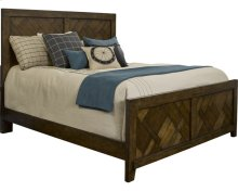 Pieceworks Panel Bed