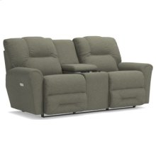 Easton PowerRecline La-Z-Time® Full Reclining Loveseat w/ Console