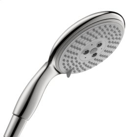 Chrome Raindance E 120 AIR 3-Jet Handshower, 2.5 GPM