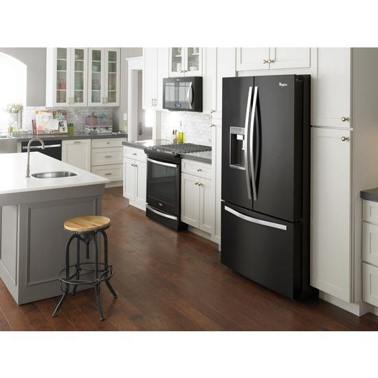 Hidden · Additional Whirlpool® 36 Inch Wide French Door Refrigerator With  Infinity Slide Shelf   32