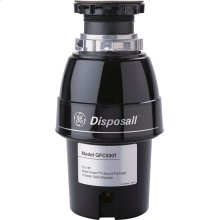 GE® 1/2 Horsepower Continuous Feed Disposer