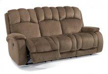 Huron Fabric Power Reclining Sofa
