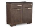 Cordova Sideboard w/2 Wood Doors & 2/Dwrs & 1/Wood Adjust. Product Image