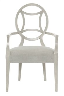 Criteria Arm Chair in Heather Gray (363)