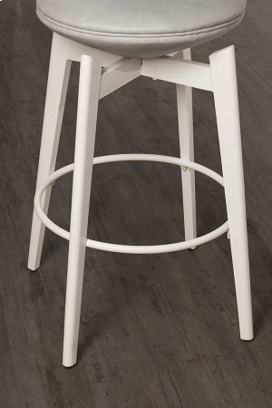 Genesis Backless Swivel Counter Stool