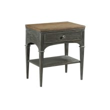 Palladian Bedside Table