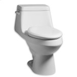 American StandardFairfield Elongated One-Piece Toilet - 1.28 GPF - White