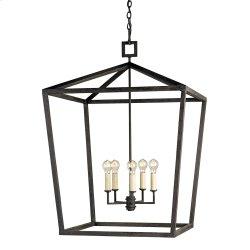 Denison Black Grande Lantern
