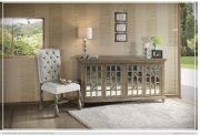 Console w/4 mirror doors Product Image