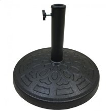 Panama Jack Resin Umbrella Base For Dining Tables (25 Lbs.)
