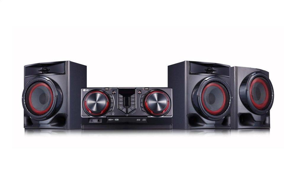 LG XBOOM 720W Hi-Fi Entertainment System with Bluetooth(R) Connectivity