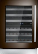 24 inch UNDER-COUNTER WINE RESERVE WITH GLASS DOOR T24UW900LP Product Image