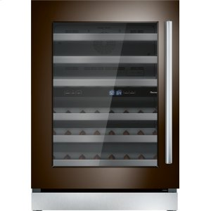 THERMADOR24 inch UNDER-COUNTER WINE RESERVE WITH GLASS DOOR T24UW900LP
