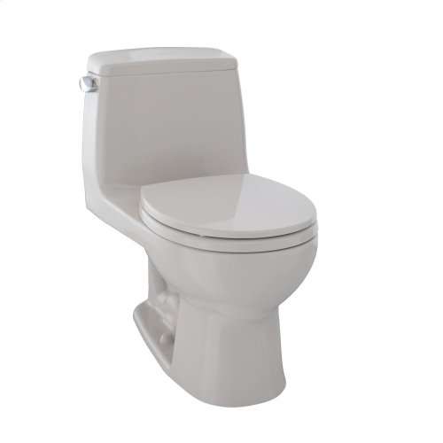 Ultimate® One-Piece Toilet, 1.6 GPF, Round Bowl - Sedona Beige