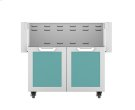 36inch-tower-cart-double-door__BoraBora_ Product Image
