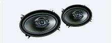 4 x 6 in (10.2x15.2 cm) 4-way Speakers