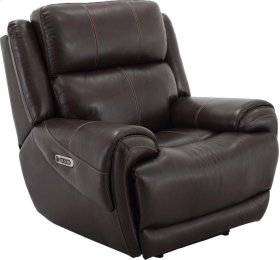Power Recliner With Power Headrest and Usb Charging Port