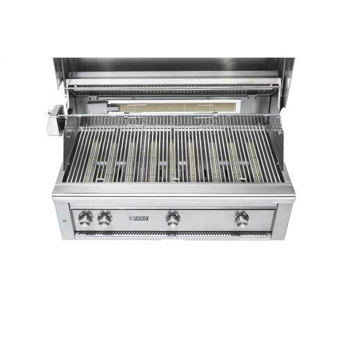 "42"" Lynx Professional All Trident Freestanding Grill Rotisserie, NG"