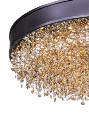 Mystic 11-Light LED Flush Mount