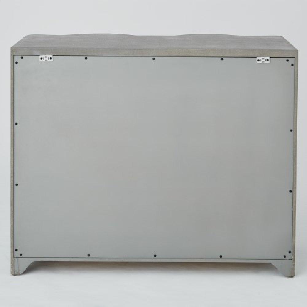 Toile Linen Chest-Grey