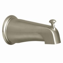 Moen brushed nickel diverter spouts