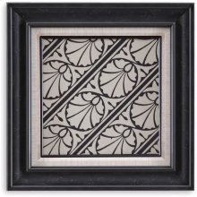 Ornamental Tile Motif VI Wall Art