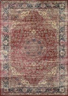 Persian Vase - Red-Black-Oatmeal 0428/0280