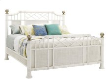 Pritchards Bay Panel Bed King