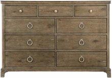 Rustic Patina Dresser in Peppercorn (387)