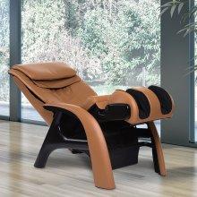 ZeroG Volito Massage Chair - Caramel SofHyde