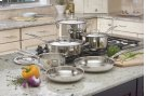 10-Piece Chef's Classic Cookware Set Product Image