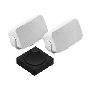 SonosBlack- Outdoor Set