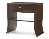Paragon Club Waterfall Nightstand Product Image