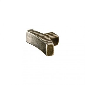 Brut Knob - CK20030 Silicon Bronze Brushed
